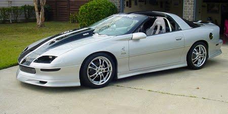 Twin Turbo 4th Gen Camaro Autos Weblog