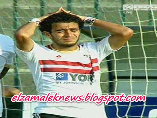 عمر جابر ظهير أيمن الزمالك