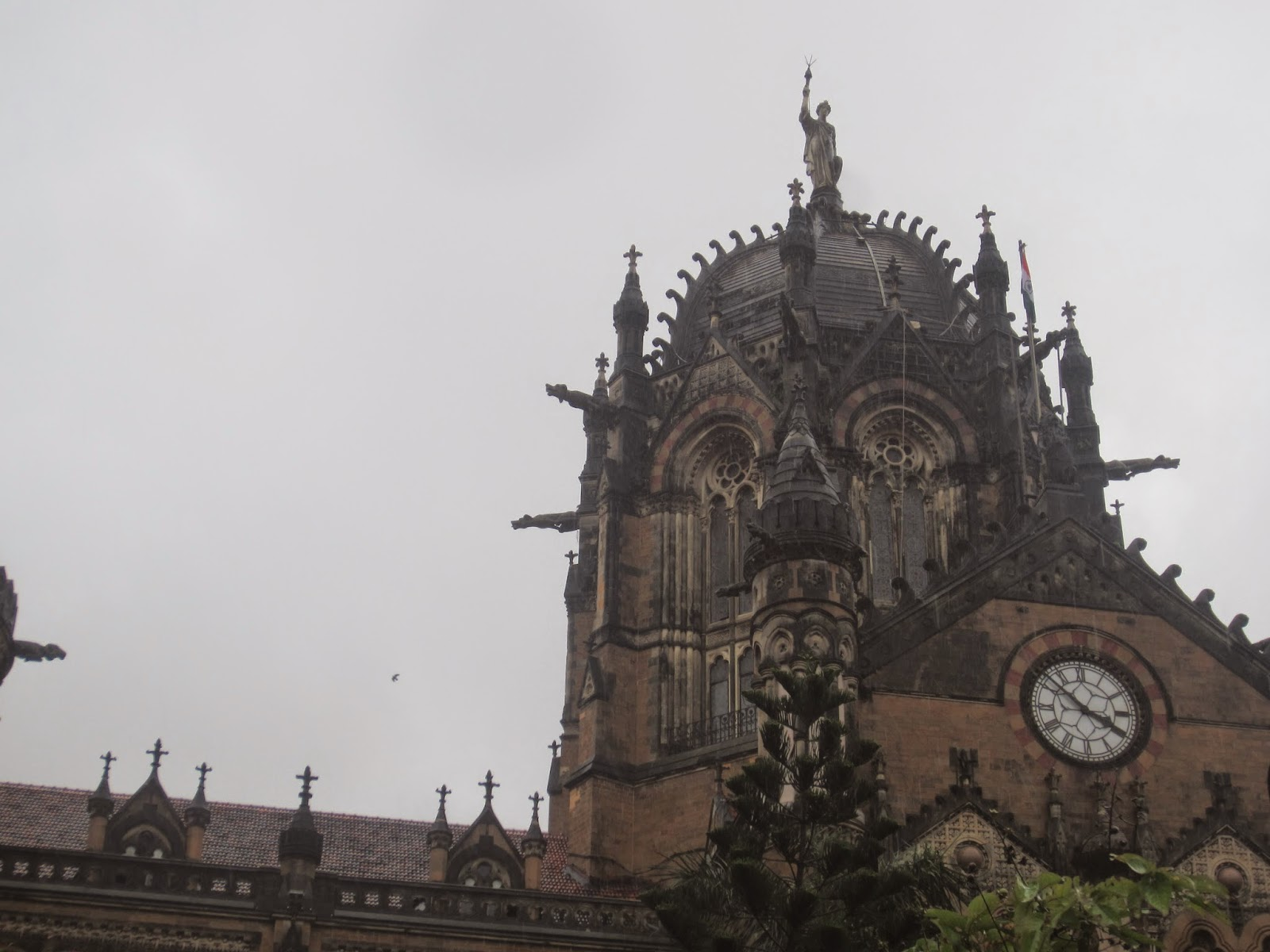 Mumbai in Monsoon