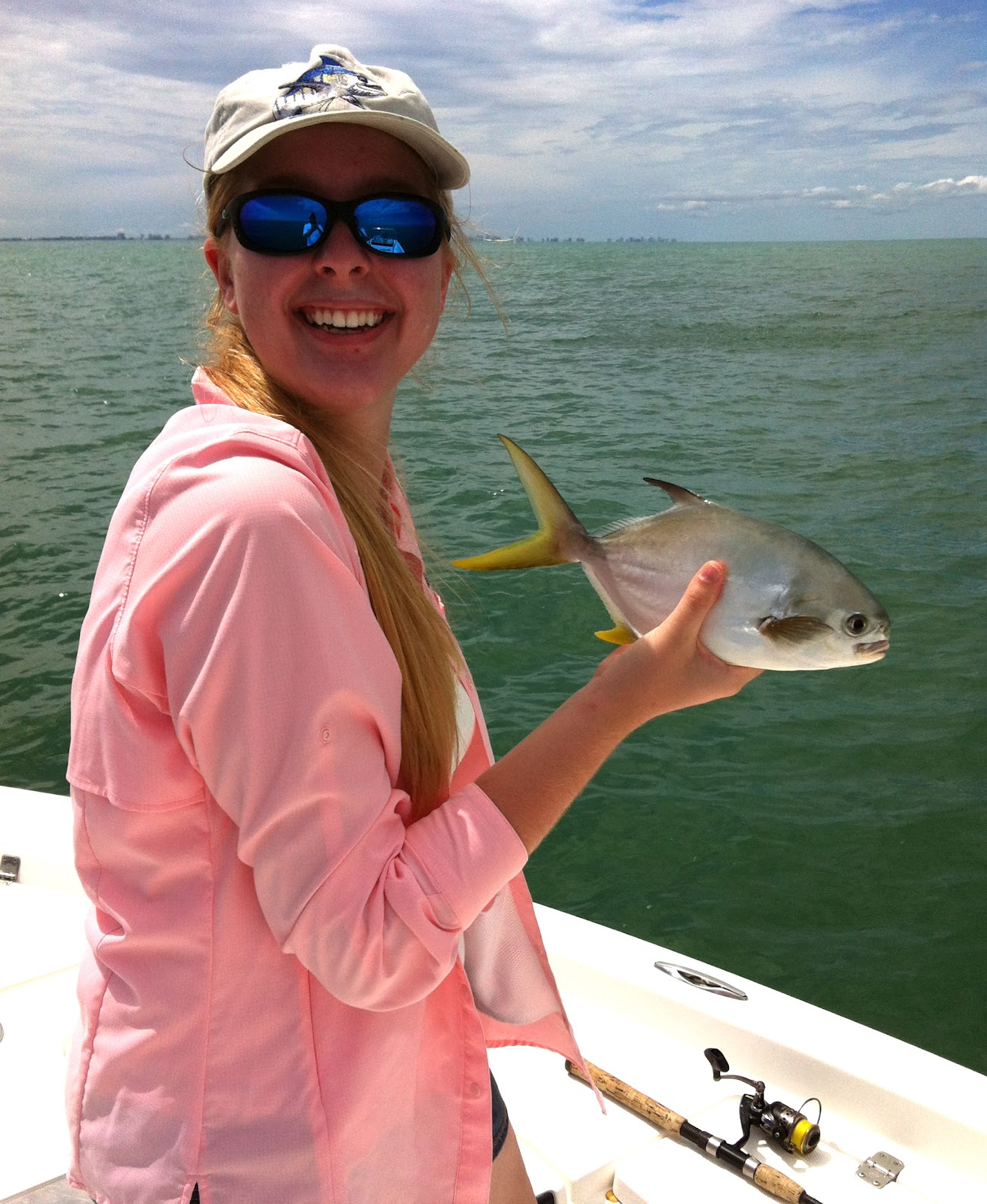 Soulmate charters july fishing report for Pompano beach fishing report