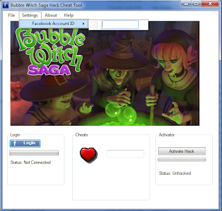 Bubble Witch Saga Cheats and Hack v.3.91