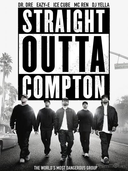 Ban Nhạc Rap Huyền Thoại, Straight Outta Compton