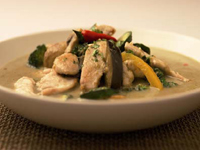 Thai Green Curry - Gaeng Khieow Wuan