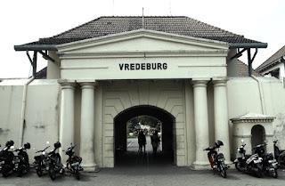 Sejarah Benteng Vredeburg di Yogyakarta