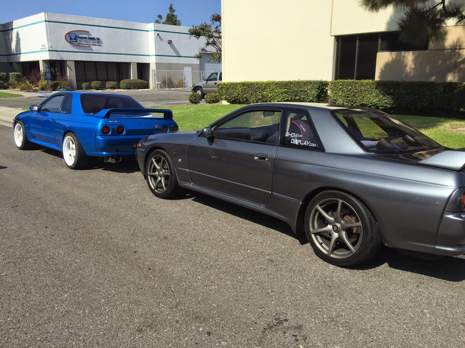 standard vehicles convertible add on addon nissan used widebody gtr rollers replace