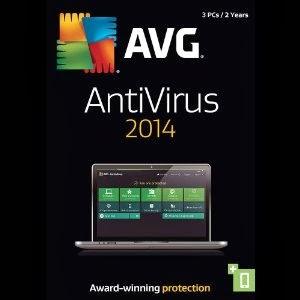 تحميل برنامج AVG AntiVirus Free 2014 اى فى جى مضاد الفيروسات فى الاصدار الجديد