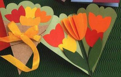 Lembrancinhas para o projeto estação das flores