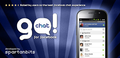 Go! Chat for Facebook Pro v4.3.2 Android Application