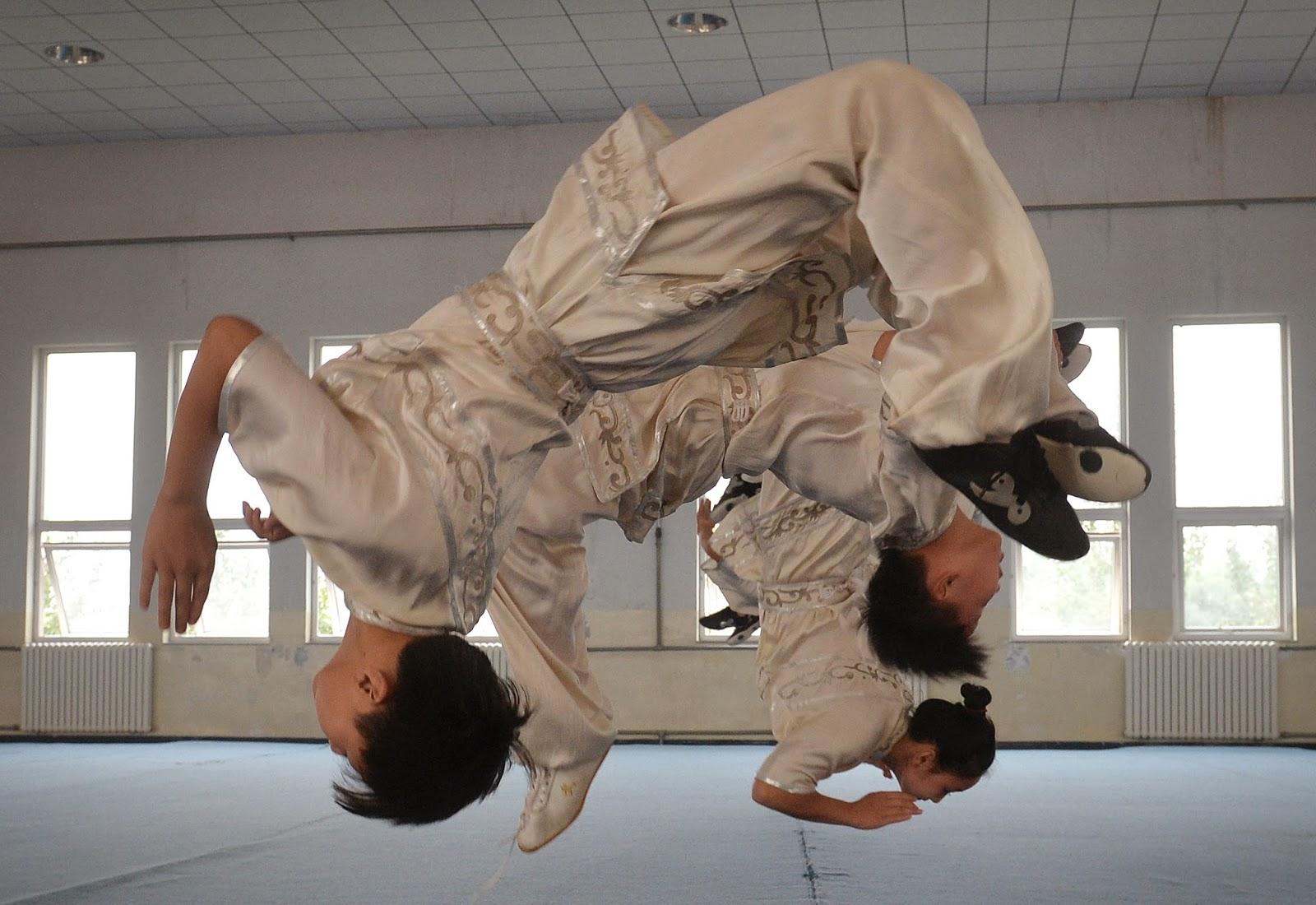 China, Competitions, Martial Arts, School, Sports, Tianjin, Wushu training,