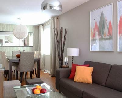 Kombinasi Warna Cat Interior Rumah Minimalis