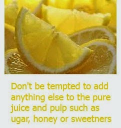 health benefits lemon juice