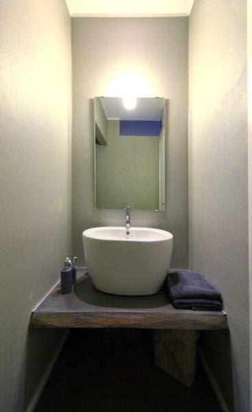 Interior relooking come arredare un bagno piccolo - Arredare bagno 4 mq ...