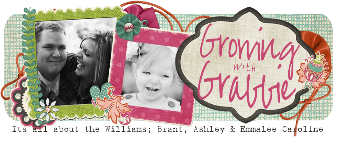 Growing with Grabbie!