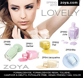 Zoya Nail Polish: Lovely