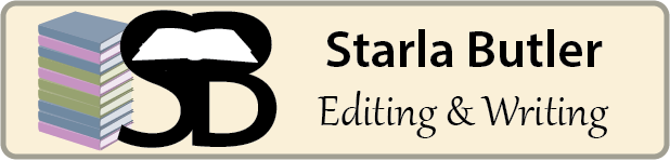 Starla Butler Editing and Writing