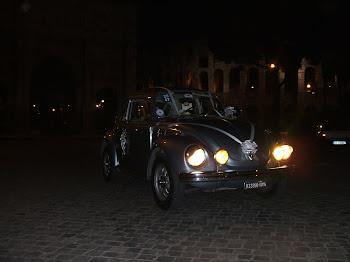 NOTTE AL COLOSSEO Roma  Italia