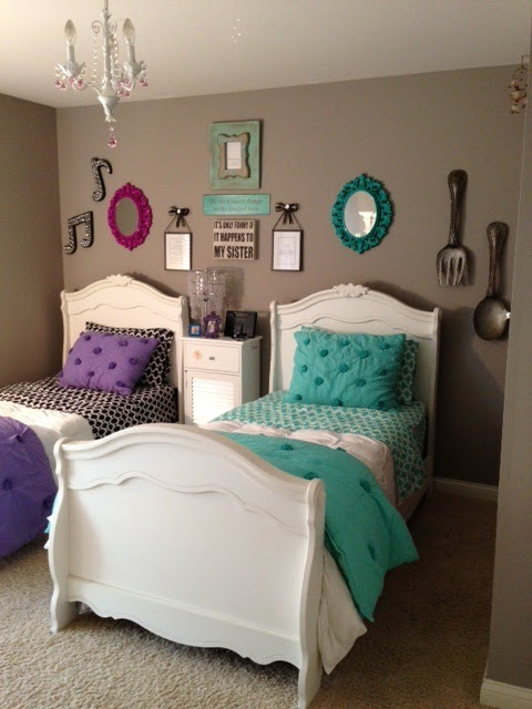 Bedding Is All From Pottery Barn Teen Except The White Down Comforters Which Are From Tarjay