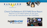 Barbizon's NAB show report has been Published!