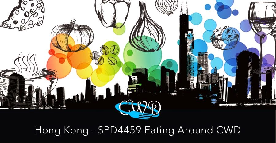 Hong Kong - SPD4459 Eating Around CWD (Central and Western District)