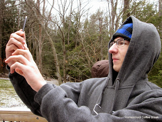 My Favorite (Teen) Son on Homeschool Coffee Break @ kympossibleblog.blogspot.com