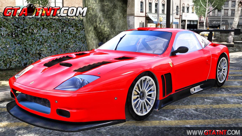 Ferrari 575 GTC para GTA 4