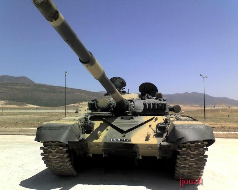 صور دبابات قتال رئيسية الجزائرية T-72M/M1/B/BK/AG/S ] Main Battle Tank Algerian ]   - صفحة 2 T-72+Argelia