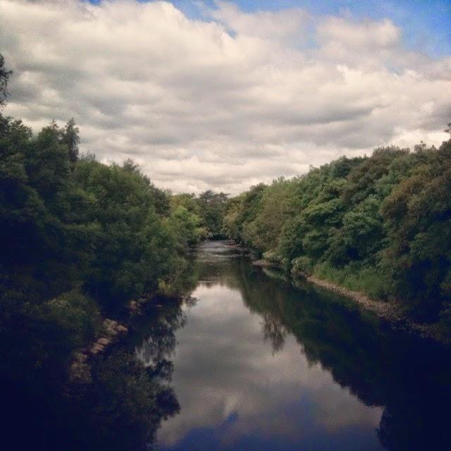 River Kent, Dockwray, Kendal, Cumbria