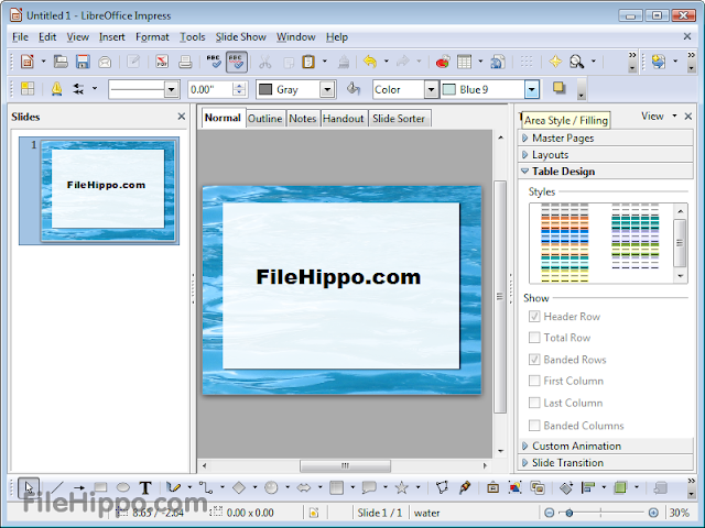 Free Download LibreOffice 3.6.3 New Version