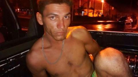 Polícia de Campo Maior prende homem acusado de violência doméstica, furto e droga