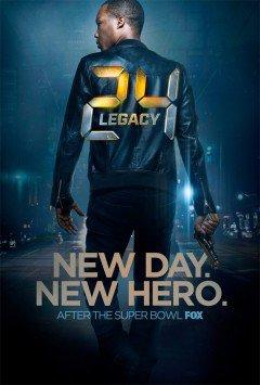 24h Chống Khủng Bố, 24: Legacy (Season 1)