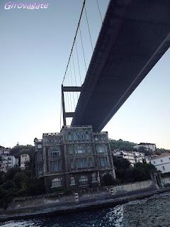 gita Bosforo ponte Sultan Mehmet