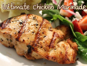 Imitation by Design: Ultimate Chicken Marinade