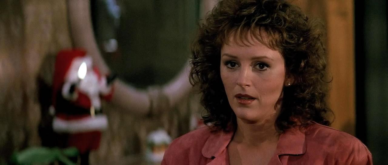Holly McClane parla arrabbiata col marito