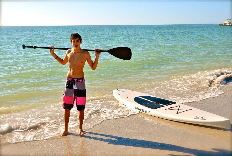 Austin Mahone Shirtless On The Beach Austin Mahone In His