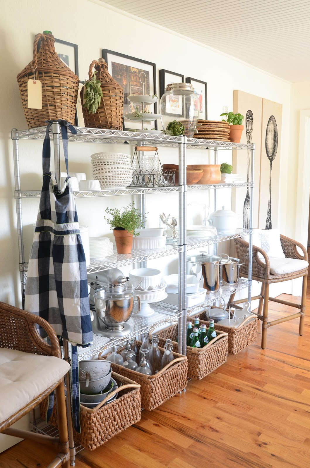 IRON amp TWINE Happy Spring Blogger Stylin Home Tours 2015