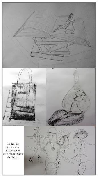 stage dessin
