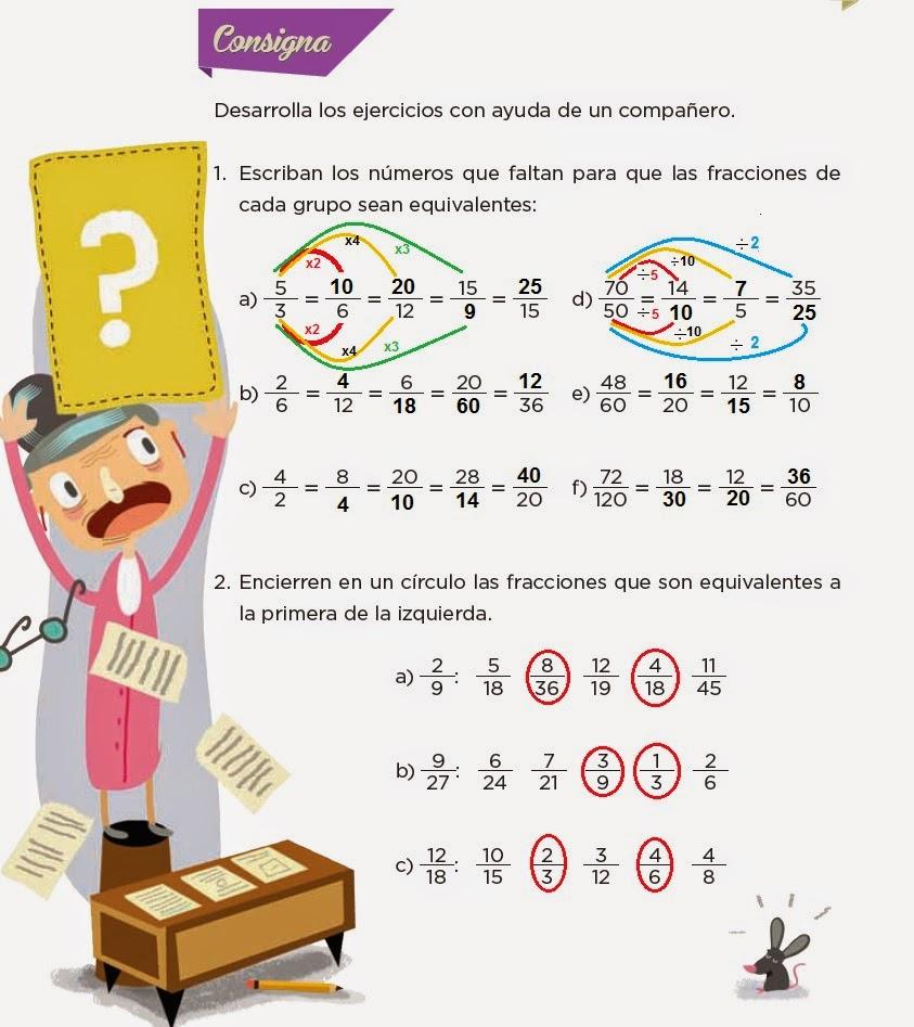 Sólo del mismo valor - Desafios matemáticos 4to Bloque 5 2014-2015