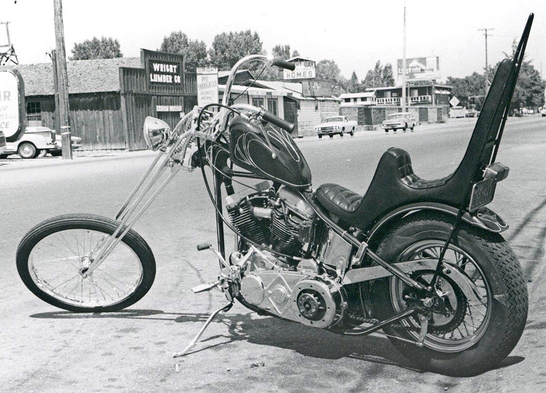 Stranger Blog 70s Choppers