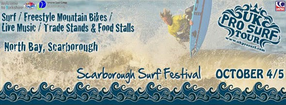 Scarborough Surf Festival 2014