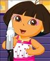 Dora Cooking Sushi
