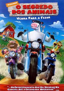 filmes Download   O Segredo dos Animais   DVDRip Dublado