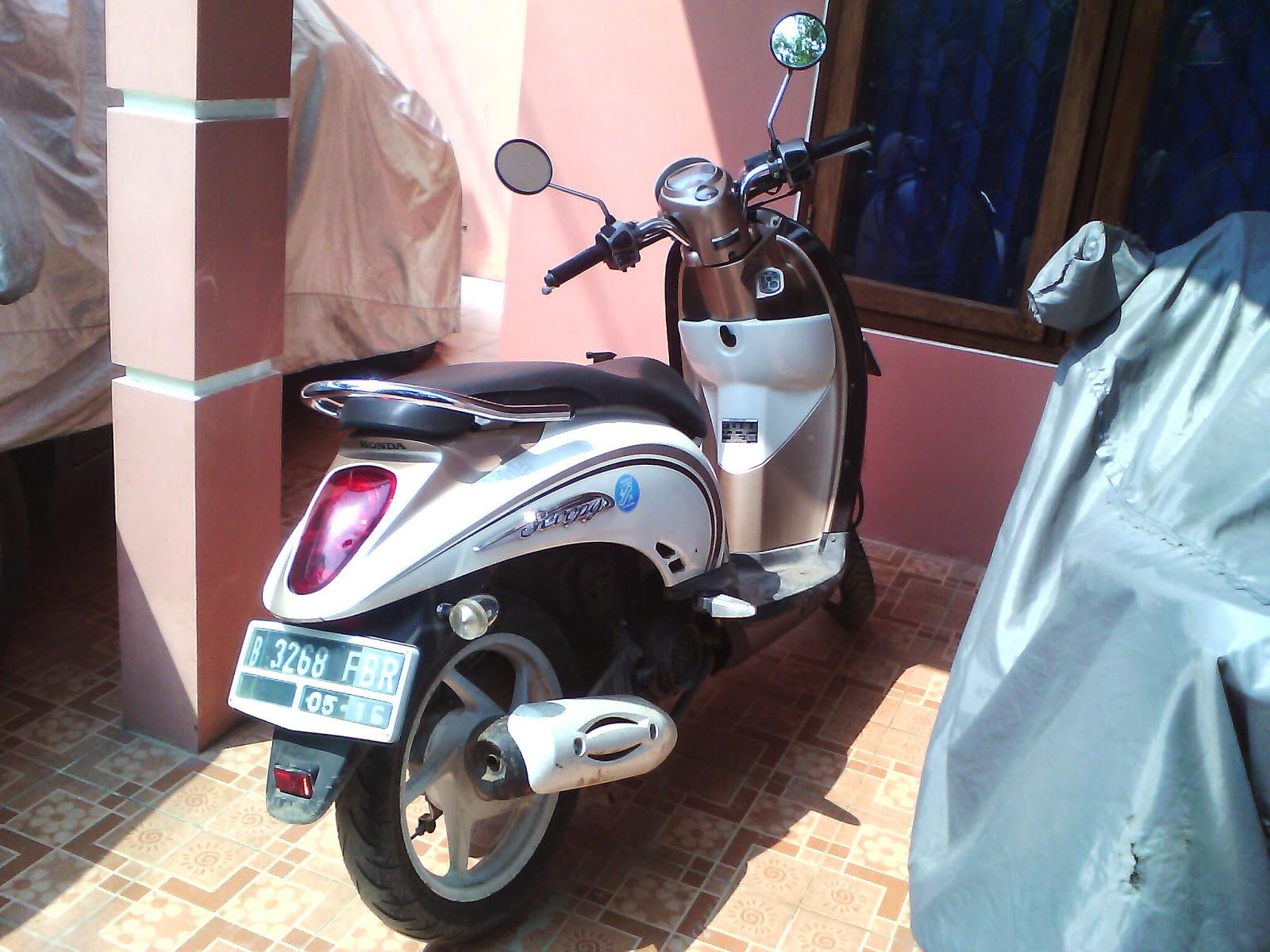 Honda Scoopy diJual
