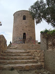 torre de los moros , o torre vieja de mi pueblo