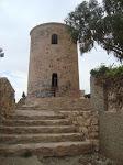 torre de los moros , o torre vieja de mi pueblo