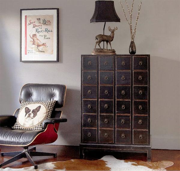 Rustik chateaux: Como decorar con muebles chinos tradicionales