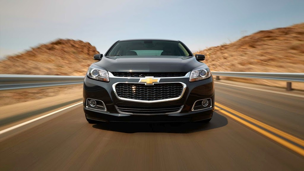 Chevrolet to Debut Updated 2016 Malibu