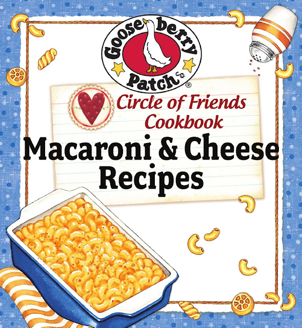 25 Mac &Cheese Recipes by Gooseberry Patch Read on http://www.readbooksonlinebynamrata.blogspot.com