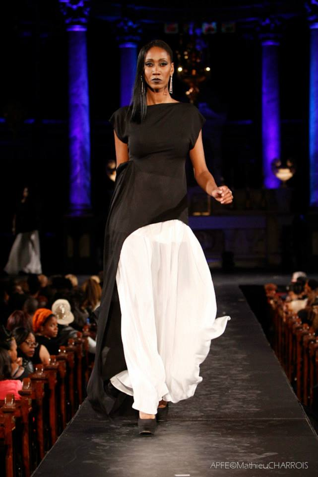 Ciaafrique african fashion beauty style black fashion week montreal day 2 rush couture Ciaafrique fashion beauty style