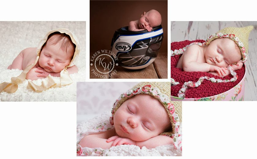 Bebés durmiendo, Karen Wiltshire