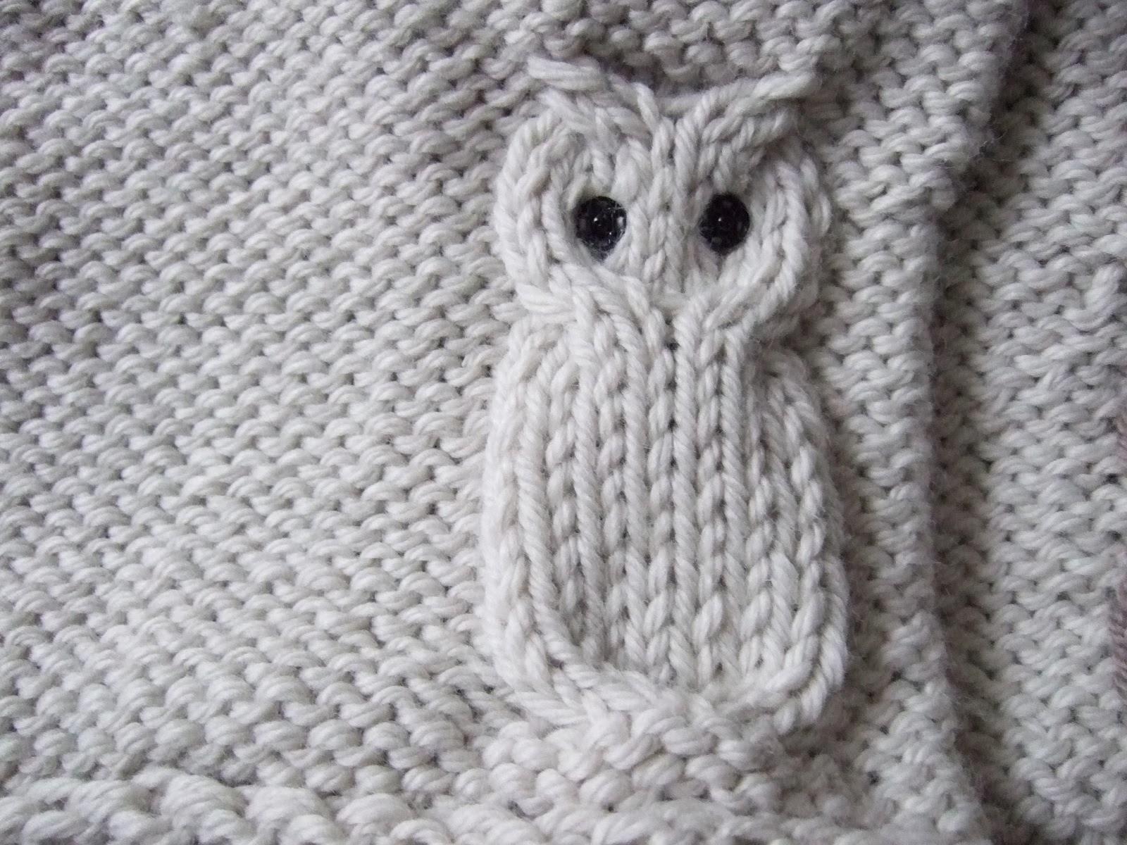 Famoso Bebé Búho Patrón De Crochet Sombrero Molde - Manta de Tejer ...